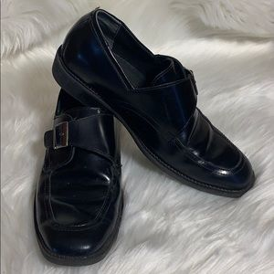 C2 by Calibrate Boys Dress Shoes